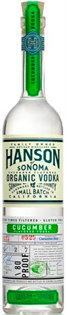 Hanson Of Sonoma Vodka Organic Cucumber 750ml